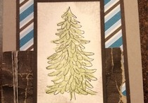 Stampin up - evergreen