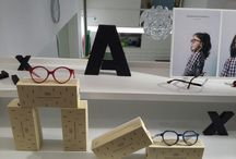 window display / lettering window display