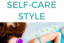 pamper yourself  ideas