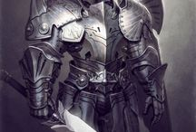 Knights and Stuff + Metal Armor