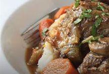 Crock Pot Meals / by Kimberly Fain