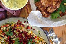 Crunchy salad / Middle Eastern