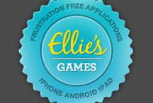 Ellie's Games / Frustration free games from one parent to another / by Ellie's Games, LLC