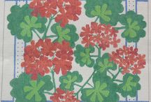 Spring Flings / Fun florals and other springtime goodies. / by Needlepoint.Com