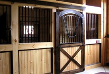 Equestrian project / Designs for stables and equestrian indoor centre