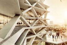 Inspiration_Cg_architecture_visualisation