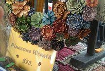 wreath- στεφάνια