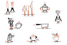 Design: Illustration – Naive