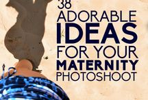 Maternity Photo Ideas / Poses and ideas