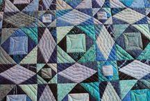 Decke und Teppich