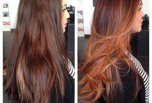 Hair | Balayage & Ombre