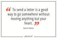 Snail Mail Quotes