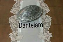 Dantel runner