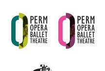 Színház logo