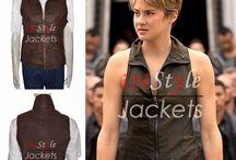 Insurgent Leather Jackets