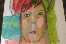 My Faces / by Sue Komernicky