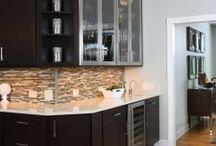 Home Beverage Center And Bar Ideas