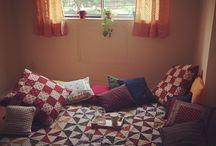 Home decor / DIY spare room