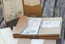 Wedding Invitations / by Maartey Babies