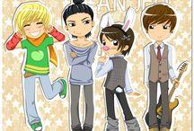 K-Drama Fan Art ♥