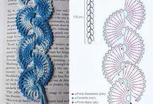 Marcador de livro (croche)