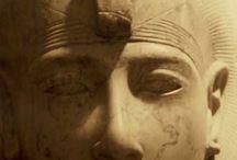 Древний Египет (женщины) / Царицы, матери, дочери, придворные дамы древнего Египта