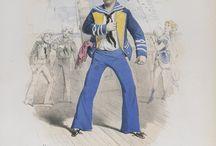 1880s - Men's Wear / by Ann Feloy