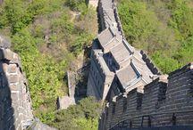 Wall of China Wallpaper