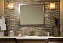 Custom Bathroom Ideas / Inspiration for your custom dream bathroom. Build your dream home with Barbera homes in the New York Capital Region.