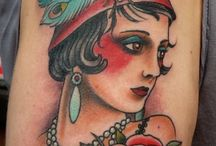 Traditional Tattoo / Women