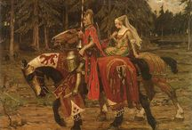 Medieval romance / All things chivalrous and medieval