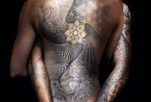 Tattoo / by Jean Trinh