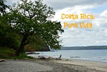 Pura Vida Costa Rica / Life the good life in Costa Rica! Planning a trip? Here is some inspiration.
