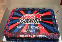 Emma's birthday cake ideas