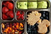Lunch Eats / lunch box ideas for kids, healthy eating