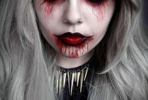 halloween maquillage