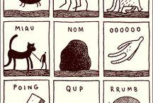 Comics / Tom Gauld