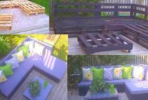Pallet Projects / by Noc NocturnalLady