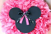 Minnie/Mickey Mouse Party.
