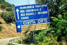 Civita, Cosenza, Calabria, Italia