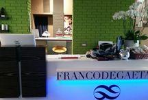 Franco De Gaetano / Il nostro salone...