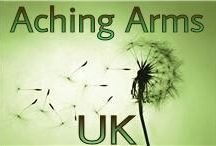 Aching Arms  / Set up in 2010, Aching Arms is run by a group of bereaved mothers who have been inspired by their beautiful babies.