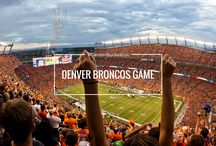 My Denver Bucket List / A list of the things you cannot miss when visiting The Mile High City! / by VISIT DENVER