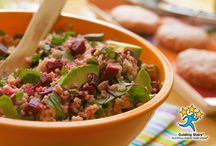 Ancient Grains / This board features Guiding Stars recipes that include ancient grains.