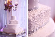 Wedding Cake / Wedding cakes: Beautiful on the outside and delicious on the inside! Yummmm