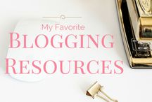 ♥ Blogging Resources / Resources for Bloggers from PoorLittleBlogger.com and around the net.