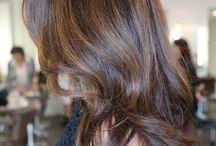 Hair Colour / Haare