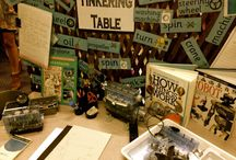 Tinkering table