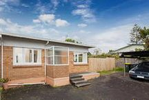 East Auckland Properties for Sale / Selection of lovely homes in East Auckland possibly suitable for First Home Buyers!