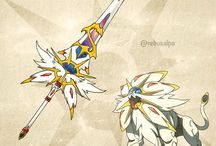 Pokemon Weaponry